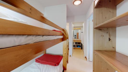 Holiday in mountain resort 2 room apartment sleeping corner 6 people (2P6CM+) - Les Balcons de la Vanoise - Termignon-la-Vanoise - Bunk beds