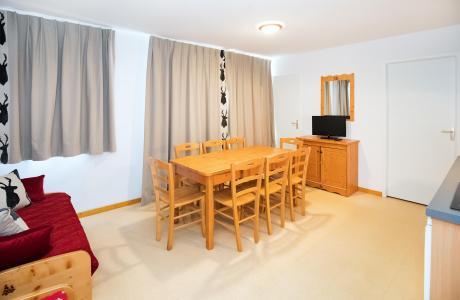 Holiday in mountain resort 4 room apartment 8 people (4P8+) - Les Balcons de la Vanoise - Termignon-la-Vanoise - Living room