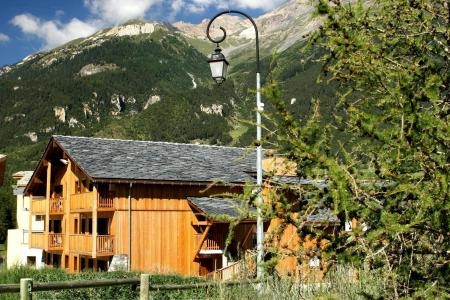 Vacances en montagne Les Balcons de la Vanoise - Termignon-la-Vanoise - Extérieur été