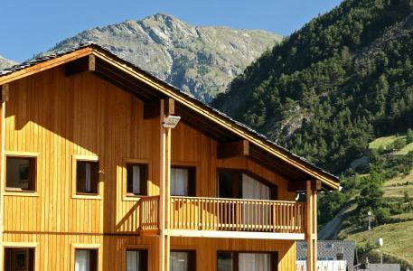 Summer accommodation Les Balcons de la Vanoise