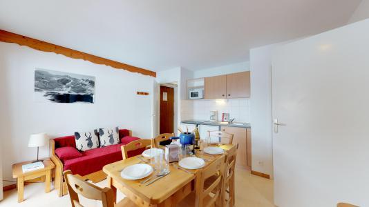 Holiday in mountain resort 2 room apartment cabin 6 people (2P6CC+) - Les Balcons de la Vanoise - Termignon-la-Vanoise