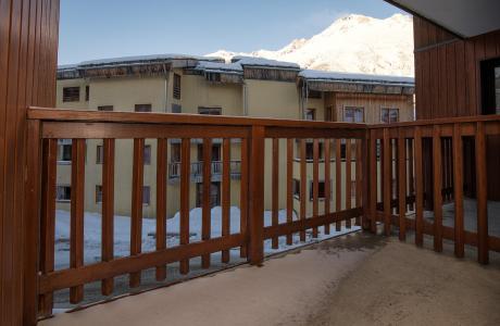 Vacances en montagne Appartement 2 pièces coin montagne 6 personnes (2P6CM+) - Les Balcons de la Vanoise - Termignon-la-Vanoise - Logement