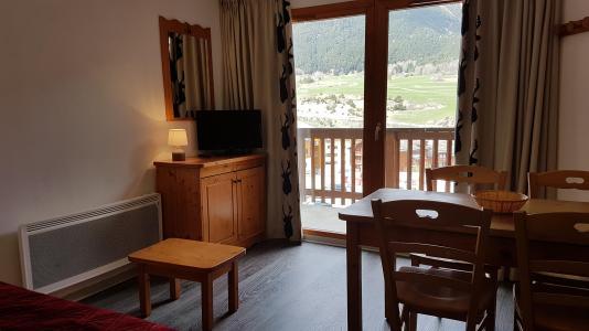 Holiday in mountain resort Les Balcons de la Vanoise - Termignon-la-Vanoise - Living room