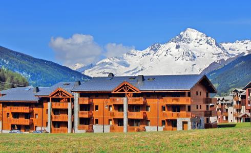 Verleih  : Les Balcons de Val Cenis le Haut sommer