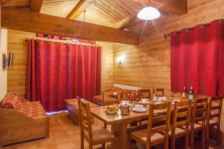 Vacances en montagne Les Balcons de Val Cenis Village - Val Cenis - Salle à manger