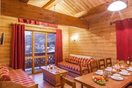 Vacances en montagne Les Balcons de Val Cenis Village - Val Cenis - Séjour