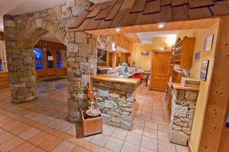 Vacances en montagne Les Balcons de Val Thorens - Val Thorens - Réception