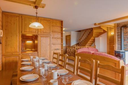 Vacances en montagne Les Balcons de Val Thorens - Val Thorens - Salle à manger
