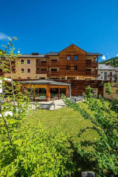 Soggiorno sugli sci Les Balcons du Viso - Abriès - Esteriore estate