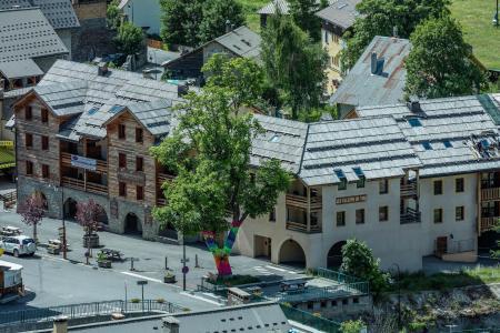 Location au ski Les Balcons Du Viso - Abriès - Extérieur été