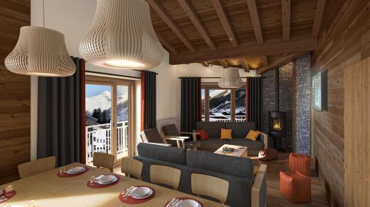 Alojamiento verano Les Balcons Platinium Val Cenis
