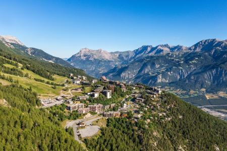 Location au ski Les Bergers Resort Résidence - Pra Loup - Extérieur été