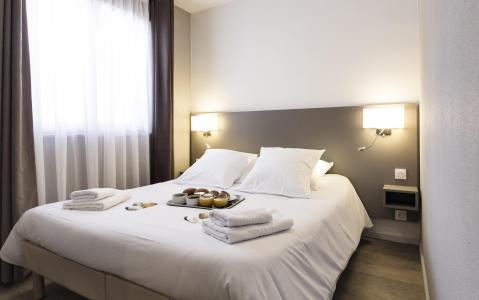 Vacances en montagne Les Bergers Resort Résidence - Pra Loup - Chambre