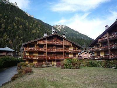 Rent in ski resort 3 room apartment 4 people (4) - Les Capucins - Chamonix - Summer outside
