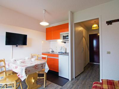 Rent in ski resort 1 room apartment 4 people (2) - Les Carlines 1 - Les Menuires - Summer outside