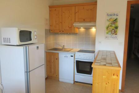 Vacances en montagne Appartement 2 pièces coin montagne 4 personnes (BBB4) - Les Chalets de Barbessine - Châtel - Cuisine