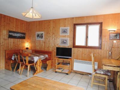 Vacances en montagne Appartement 3 pièces 6 personnes (BBC5) - Les Chalets de Barbessine - Châtel - Séjour