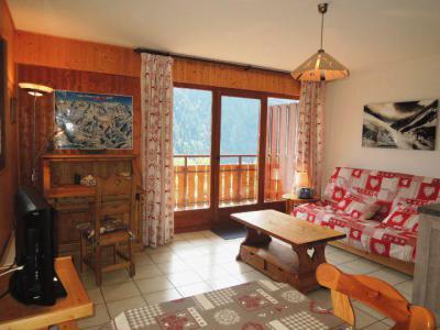 Vacances en montagne Appartement 3 pièces 6 personnes (BBC5) - Les Chalets de Barbessine - Châtel - Table