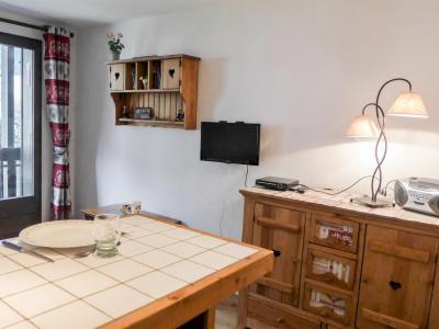 Holiday in mountain resort 1 room apartment 2 people (15) - Les Chalets de Champraz - Chamonix - Accommodation