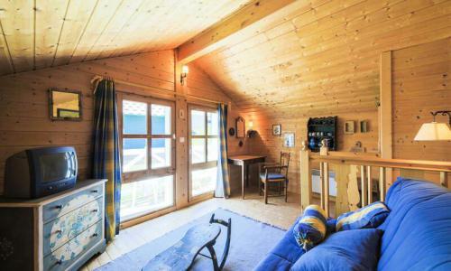 Wakacje w górach Domek górski 5 pokojowy 10 osób (Sélection 110m²) - Les Chalets de Flaine Hameau - Maeva Home - Flaine - Krzesłem