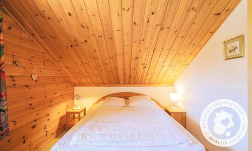 Wakacje w górach Domek górski 3 pokojowy 6 osób (Confort 70m²) - Les Chalets de Flaine Hameau - Maeva Home - Flaine - Pokój na poddaszu