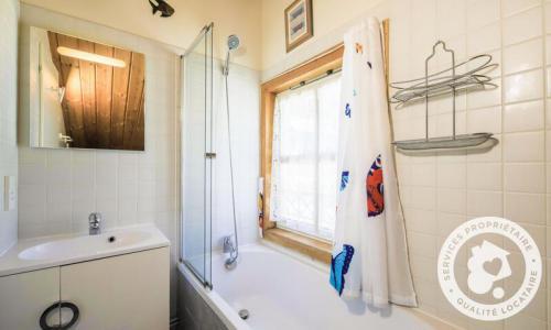 Wakacje w górach Domek górski 3 pokojowy 6 osób (Confort 70m²) - Les Chalets de Flaine Hameau - Maeva Home - Flaine - Wanną