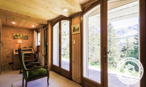 Wakacje w górach Domek górski 4 pokojowy 8 osób (Confort 110m²) - Les Chalets de Flaine Hameau - Maeva Home - Flaine - Lodówko-zamrażarką
