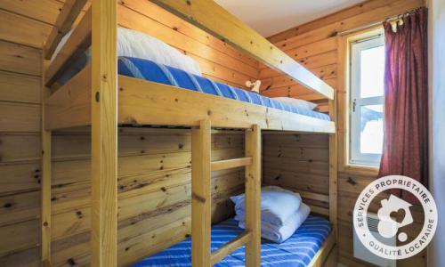 Wakacje w górach Domek górski 3 pokojowy 8 osób (Confort 70m²) - Les Chalets de Flaine Hameau - Maeva Home - Flaine - Łóżkami piętrowymi