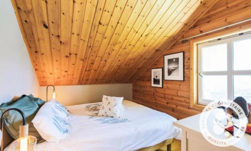 Wakacje w górach Domek górski 4 pokojowy 6 osób (Prestige 70m²) - Les Chalets de Flaine Hameau - Maeva Home - Flaine - Na zewnątrz latem