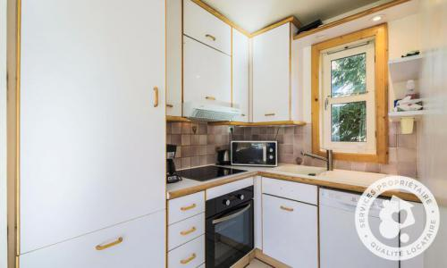 Wakacje w górach Domek górski 3 pokojowy 7 osób (Confort 70m²) - Les Chalets de Flaine Hameau - Maeva Home - Flaine - Na zewnątrz latem