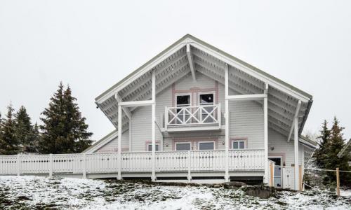 Wakacje w górach Domek górski 5 pokojowy 8 osób (Prestige 110m²) - Les Chalets de Flaine Hameau - Maeva Home - Flaine - Na zewnątrz latem