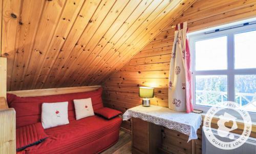 Wakacje w górach Domek górski 3 pokojowy 7 osób (Confort 70m²) - Les Chalets de Flaine Hameau - Maeva Particuliers - Flaine