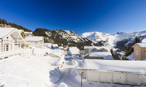 Wakacje w górach Domek górski 7 pokojowy 12 osób (Exclusive 180m²) - Les Chalets de Flaine Hameau - Maeva Particuliers - Flaine