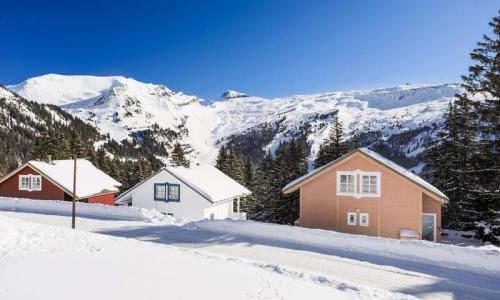 Wakacje w górach Domek górski 3 pokojowy kabina dla 6 osób (Confort 70m²) - Les Chalets de Flaine Hameau - Maeva Particuliers - Flaine