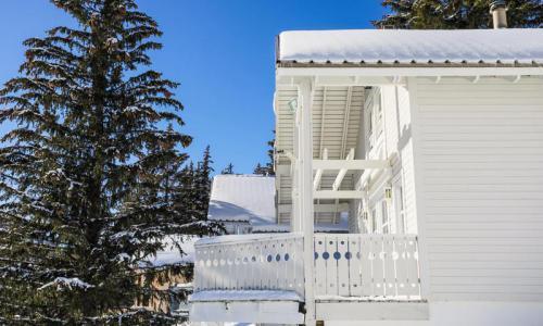 Wakacje w górach Domek górski 4 pokojowy 8 osób (Confort 110m²) - Les Chalets de Flaine Hameau - Maeva Particuliers - Flaine