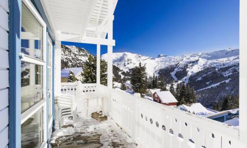 Wakacje w górach Domek górski triplex 7 pokojowy  dla 12 osób (Sélection 145m²) - Les Chalets de Flaine Hameau - Maeva Particuliers - Flaine