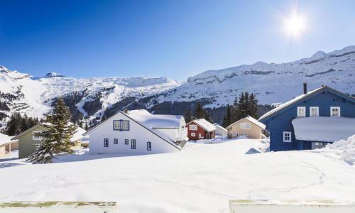 Wakacje w górach Domek górski 5 pokojowy 8 osób (Sélection 110m²) - Les Chalets de Flaine Hameau - Maeva Particuliers - Flaine