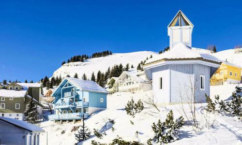Wakacje w górach Les Chalets de Flaine Hameau - Maeva Particuliers - Flaine