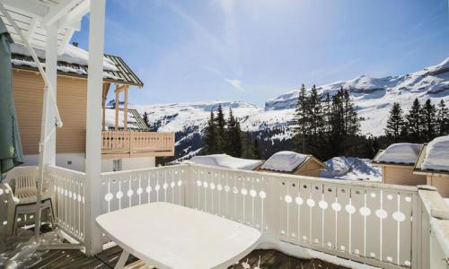 Wakacje w górach Domek górski 4 pokojowy kabina dla 8 osób (Sélection 70m²) - Les Chalets de Flaine Hameau - Maeva Particuliers - Flaine
