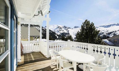 Wakacje w górach Domek górski 5 pokojowy 10 osób (Sélection 110m²) - Les Chalets de Flaine Hameau - Maeva Particuliers - Flaine