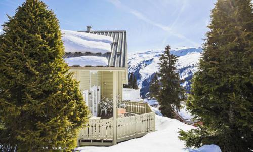 Wakacje w górach Domek górski 4 pokojowy 6 osób (Prestige 70m²) - Les Chalets de Flaine Hameau - Maeva Particuliers - Flaine