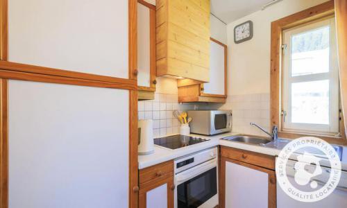 Wakacje w górach Domek górski 3 pokojowy kabina dla 6 osób (Confort 70m²) - Les Chalets de Flaine Hameau - Maeva Particuliers - Flaine - Aneks kuchenny