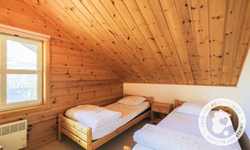 Wakacje w górach Domek górski 3 pokojowy kabina dla 8 osób (Confort 70m²) - Les Chalets de Flaine Hameau - Maeva Particuliers - Flaine - Pokój