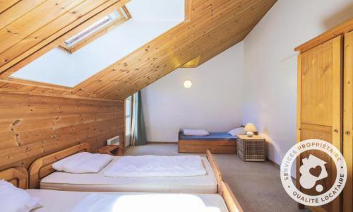 Wakacje w górach Domek górski 3 pokojowy na poddaszu  dla 8 osób (Confort 84m²) - Les Chalets de Flaine Hameau - Maeva Particuliers - Flaine - Zakwaterowanie