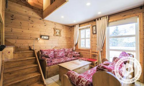 Wakacje w górach Domek górski 4 pokojowy 8 osób (Confort 110m²) - Les Chalets de Flaine Hameau - Maeva Particuliers - Flaine - Zakwaterowanie