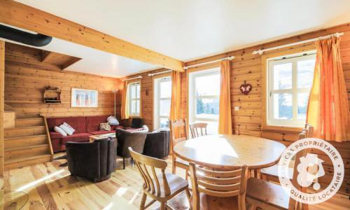 Wakacje w górach Domek górski 4 pokojowy kabina dla 8 osób (Sélection 70m²) - Les Chalets de Flaine Hameau - Maeva Particuliers - Flaine - Stołem