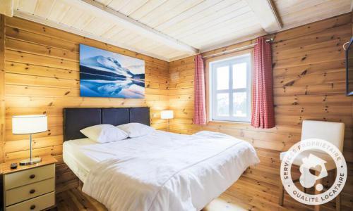 Wakacje w górach Domek górski 5 pokojowy 8 osób (Prestige 110m²) - Les Chalets de Flaine Hameau - Maeva Particuliers - Flaine - Kabina