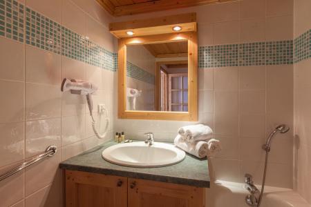 Vacances en montagne Les Chalets de l'Adonis - Les Menuires - Salle de bains