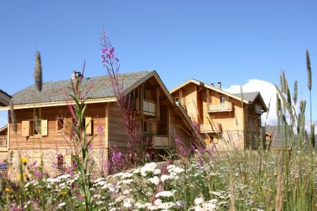 Summer accommodation Les Chalets de l'Altiport