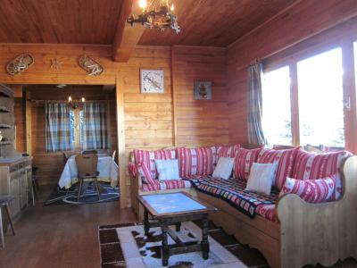 Vacances en montagne Chalet 4 pièces 7 personnes (8) - Les Chalets de la Forêt - La Plagne - Séjour
